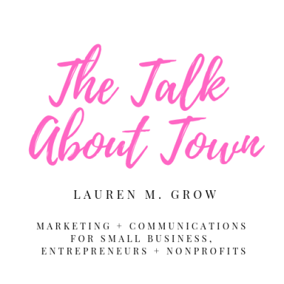 The Talk About Town