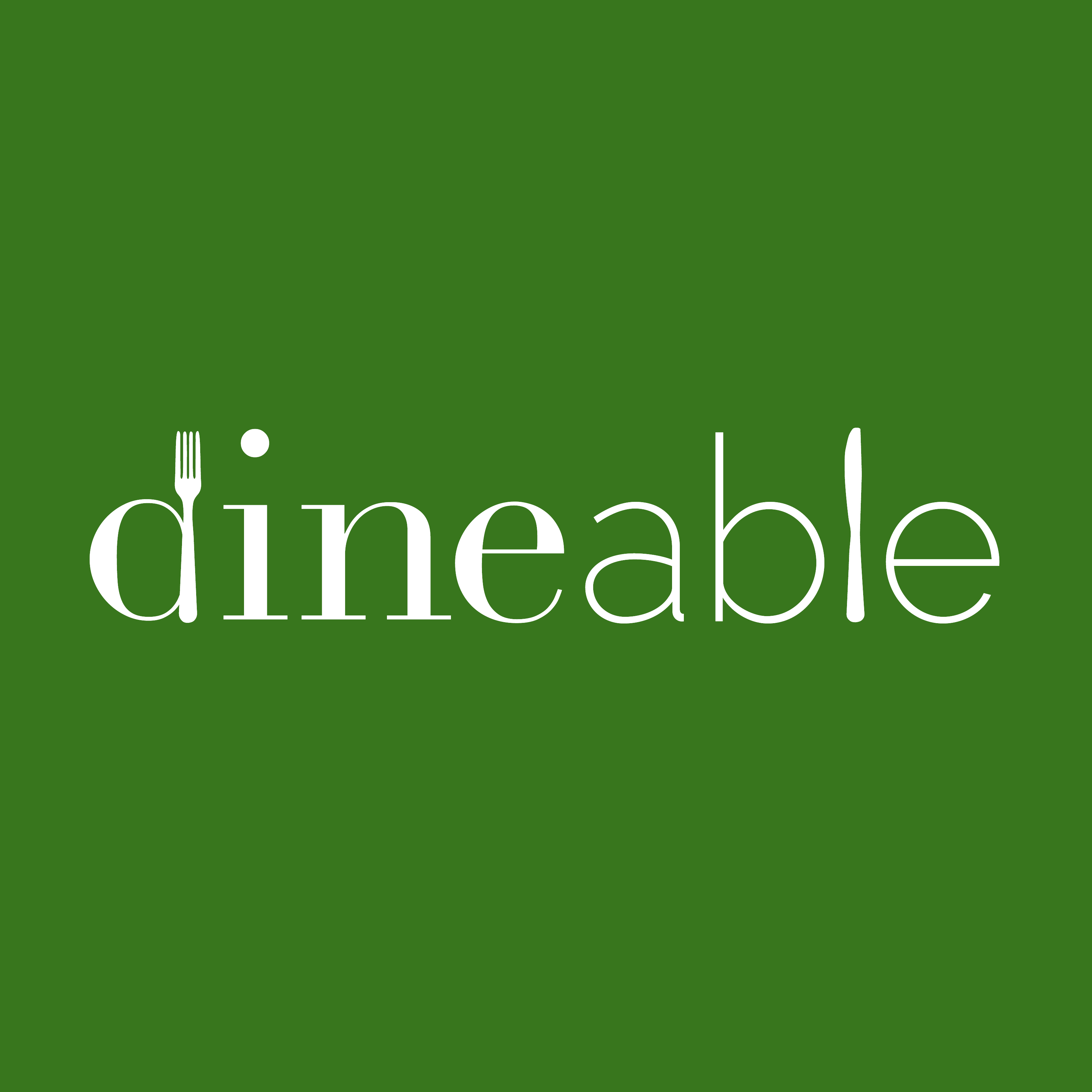 Dineable